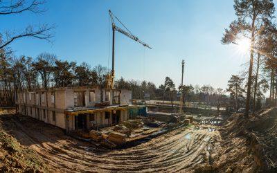 Kronika budowy – Luty 2020