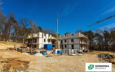 Kronika budowy – Marzec 2020