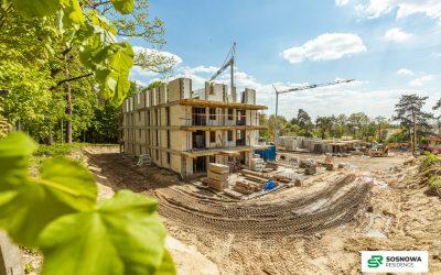 Kronika budowy – Maj 2020