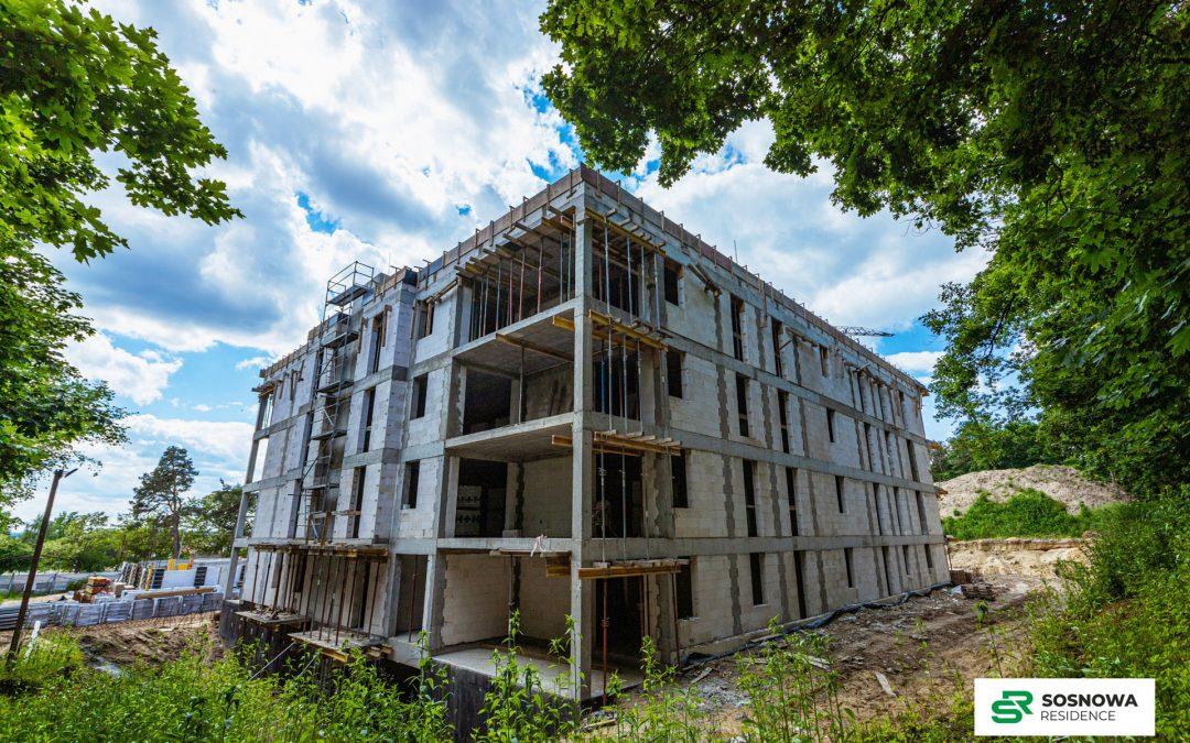 Kronika budowy – Czerwiec 2020