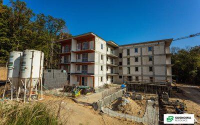 Kronika budowy – Wrzesień 2020