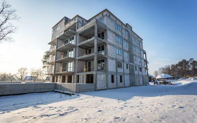 Kronika budowy – Styczeń 2021